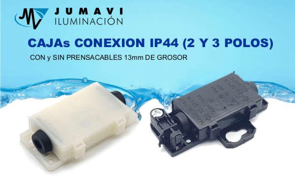 caja conexion ip44